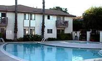 Pool, Sierra Gardens, 1