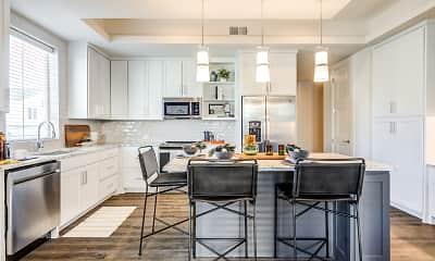 Kitchen, The Jackson at Viridian, 0