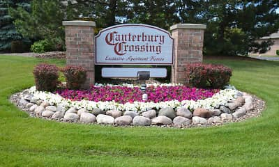 Landscaping, Canterbury Crossing Luxury Apartment Homes, 1