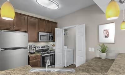Kitchen, Camden St. Clair, 1