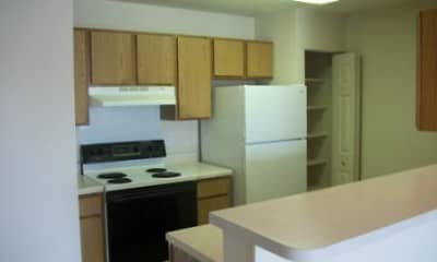 Kitchen, Sand Creek Apartments, 2