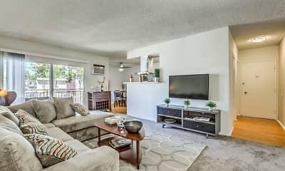 Living Room, The Summit at La Crescenta, 0