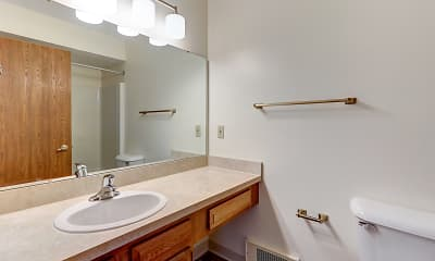 Bathroom, Forest Meadow Villas, 2