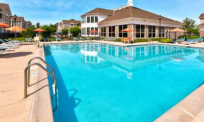 Pool, The Avery, 1