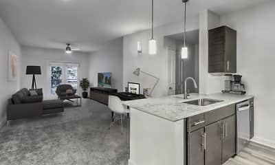 Kitchen, Camden Brookwood, 1