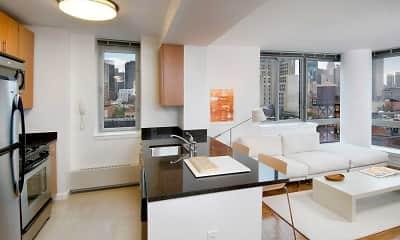 Kitchen, Avalon Clinton, 1