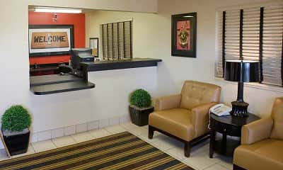 Foyer, Entryway, Furnished Studio - Washington, D.C. - Fairfax - Fair Oaks, 1