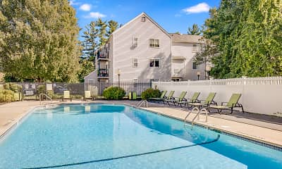 Pool, Chelmsford Housing Authority Affordable Apartments (income restricted), 0