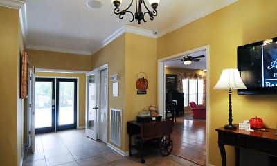 Foyer, Entryway, Eagles Landing Tallahassee, 1