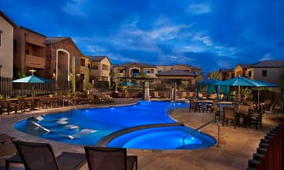 Pool, Encantada Dove Mountain, 0