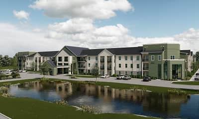 Building, Morningside at Juban Lakes, 0