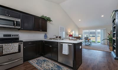 Kitchen, Horizon Pointe Villas, 0