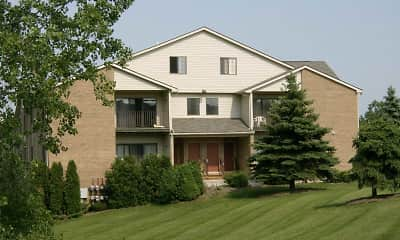 Building, Stoney Creek Village Apartments, 1