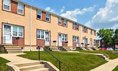 Building, Westland Gardens Apartments & Townhouses, 0
