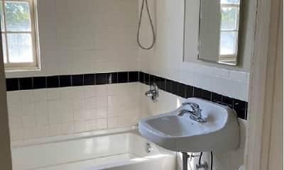 Bathroom, COLONIAL PARK, 1