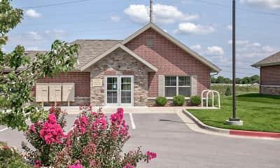 Building, Ingram Mill Villas 55+, 1