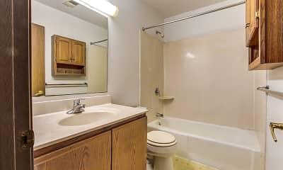 Bathroom, New Monona Shores, 2