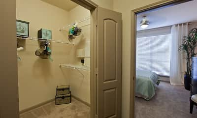 Bathroom, Residences at Pearland Town Center, 2