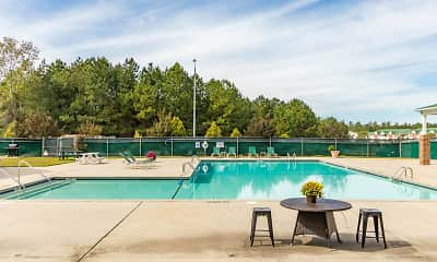 Pool, The Heritage At Fort Bragg, 1