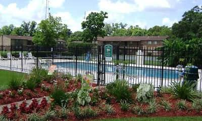 Pool, Pinewoods, 0
