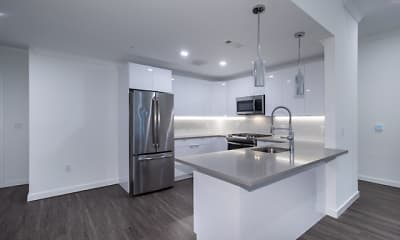 Kitchen, Fairfield Metro Mineola, 1