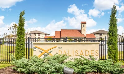 Community Signage, The Palisades at Pleasant Crossing, 2