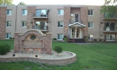 Building, Elmwood Apartments, 0