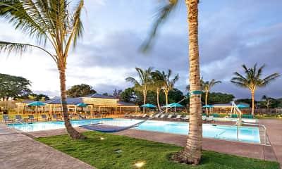 Pool, Kalaeloa Rental Homes, 0