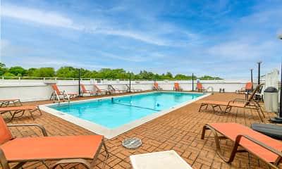 Pool, Barclay on Beacon, 0