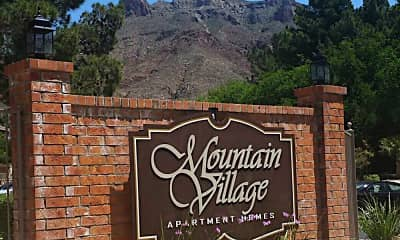 Community Signage, Mountain Village, 0