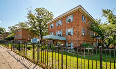 Building, Manor Village Apartments, 0