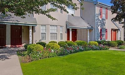 Royal Oaks - East Garden, 1