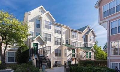 Building, The Glen Apartments, 0