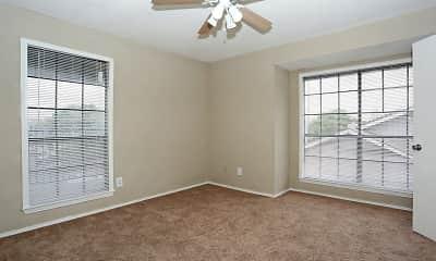 Living Room, Spicewood Springs, 2