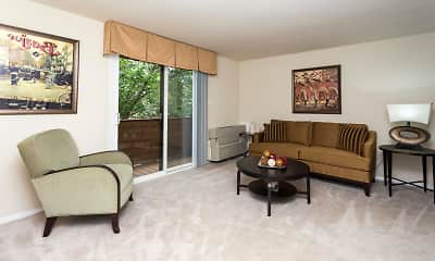 Living Room, The Birches, 0