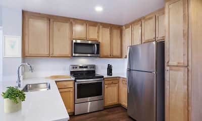 Kitchen, Avalon San Bruno, 1