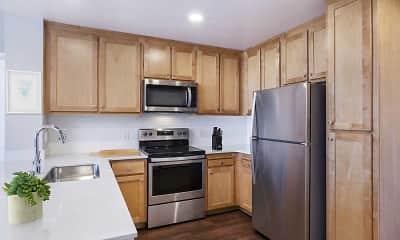 Kitchen, Avalon San Bruno, 1