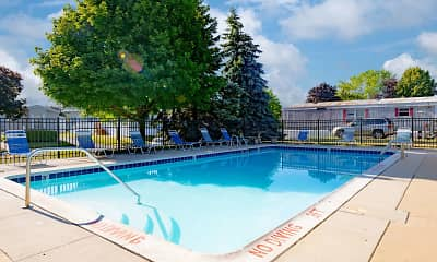 Pool, Willowbrook Place, 0