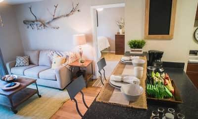 Living Room, Abbotts Run, 1