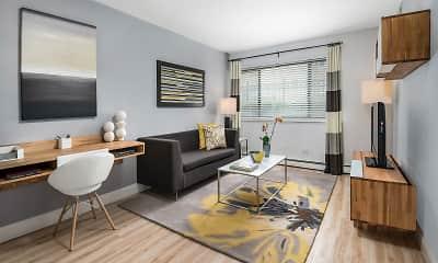 Living Room, 536 W. Addison, 0