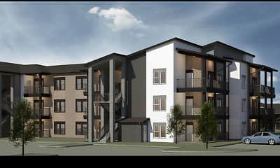 Building, Tech Junction Apartments, 0