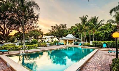 Pool, Naples 701, 0