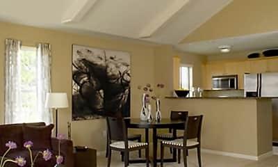 Dining Room, Legends Rosewood Village, 2