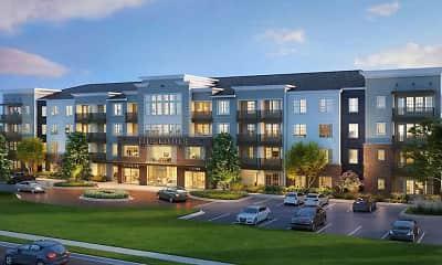 Building, The Louis Apartment Flats, 2