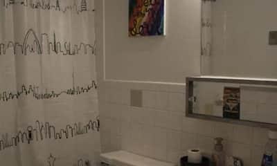 Bathroom, Woodgate Village, 2