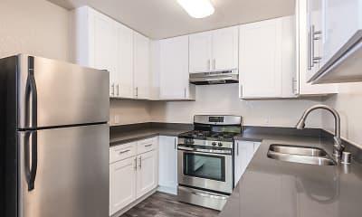 Kitchen, Crossbrook Apartments, 0