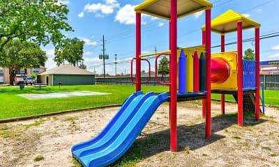 Playground, Oak Falls, 2
