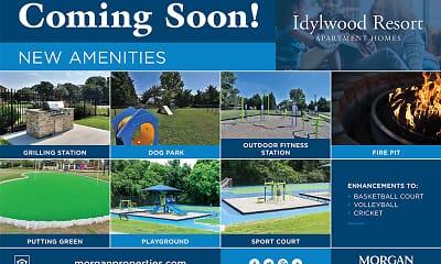 Idylwood Resort, 2