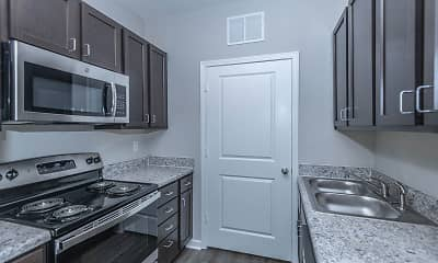 Kitchen, Channel Family of Apartment Homes, 1