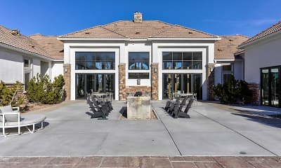 Clubhouse, The Legacy at Highlands Ranch Apartments, 1